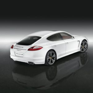PORSCHE PANAMERA 4S EXCLUSIVE MIDDLE EAST CAR