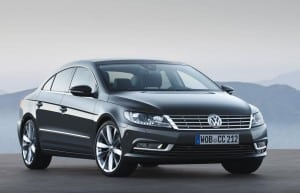 VOLKSWAGEN CC FACELIFT  CAR