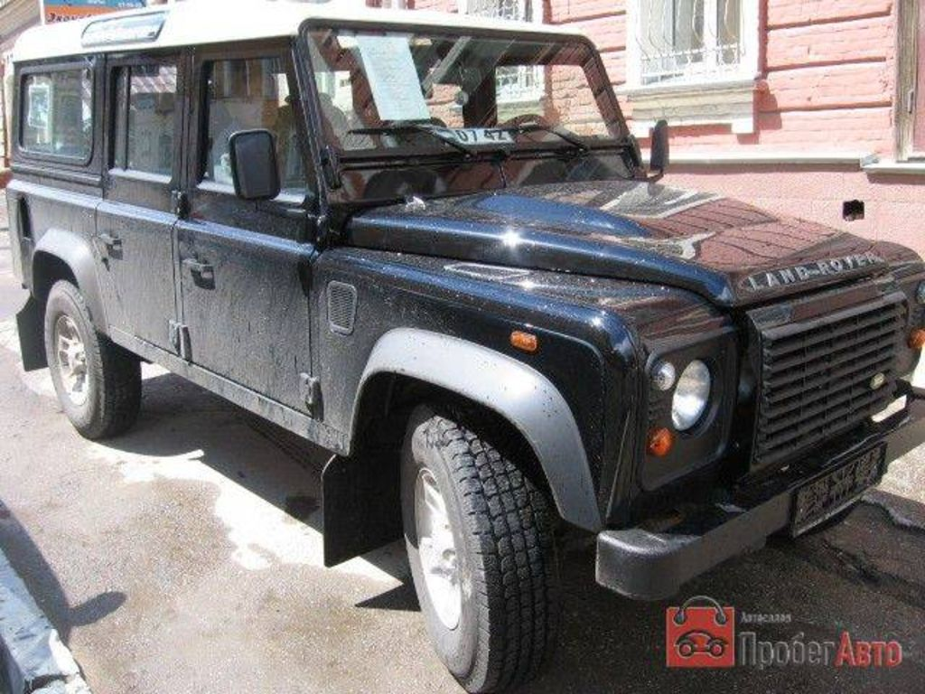 LAND ROVER DEFENDER 2007  CAR 1