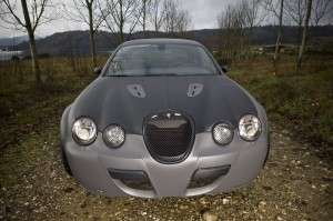 JAGUAR S TYPE R PANZANI DESIGN 13 CAR
