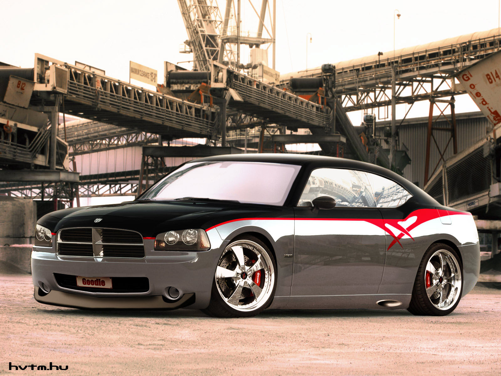 DODGE CHARGER CAR 20