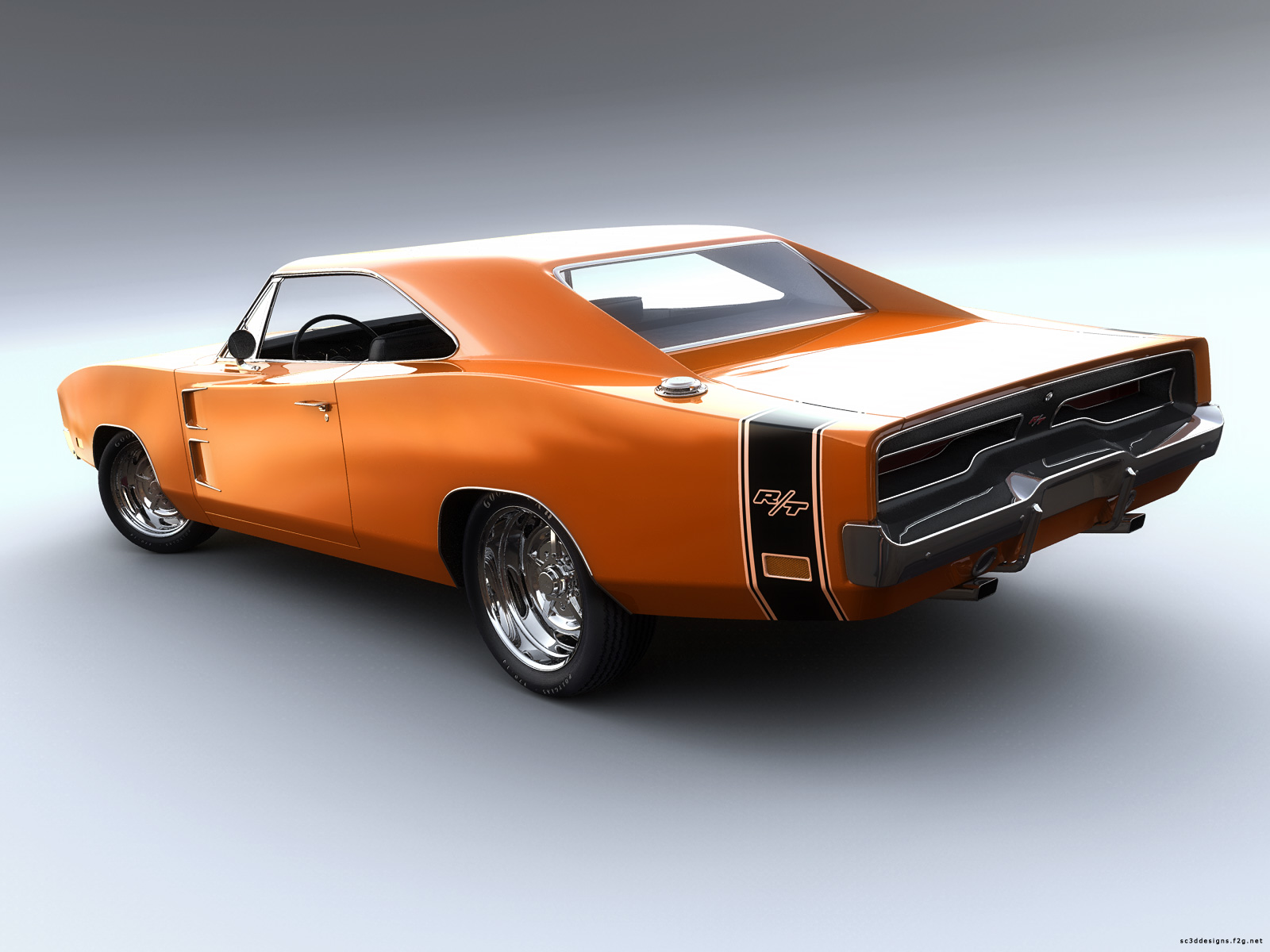 DODGE CHARGER CLASSIC CAR 7