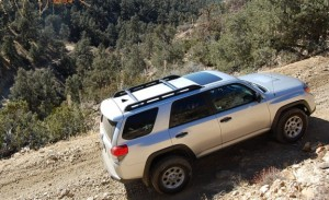 TOYOTA 4 RUNNER  CAR