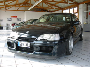 EXOTIC CARS O OPEL LOTUS OMEGA