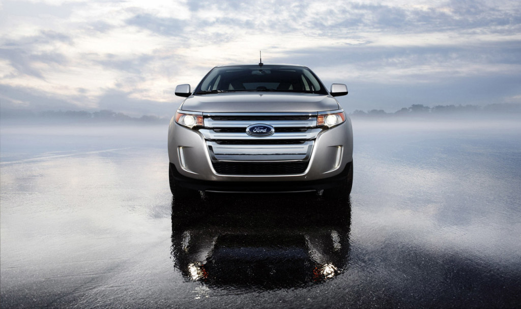 FORD EDGE LIMITED CAR