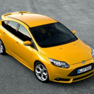 New Ford Focus ST CAR