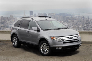 FORD EDGE 2008 CAR