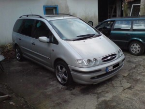 FORD GALAXY AUTO TUNING CAR