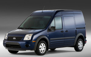 FORD TRANSIT 2012 CONNECT CAR