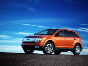 FORD EDGE 2007 CAR
