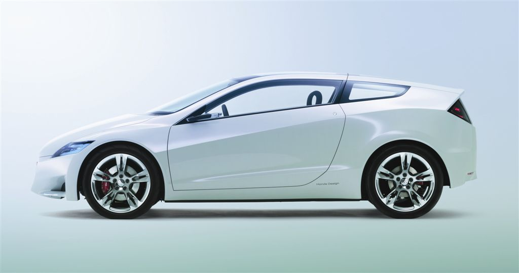 HONDA CR Z HYBRID SPORTS CAR 2