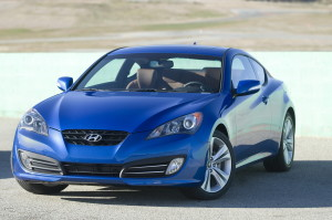 HYUNDAI GENESIS COUPE CAR