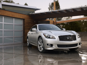 INFINITI M56 SPORT LONG TERM  ROAD CAR