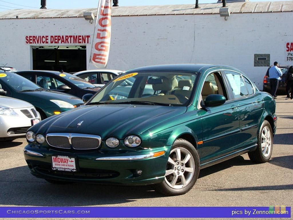 JAGUAR RACING GREEN METALLIC E70559 CHICAGOSPORTSCARS COM CARS