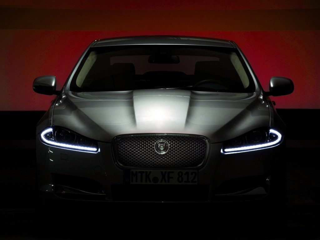 JAGUAR XF 2012 CAR