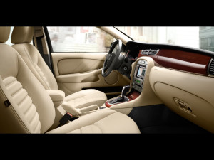 JAGUAR X TYPE INTERIOR CAR