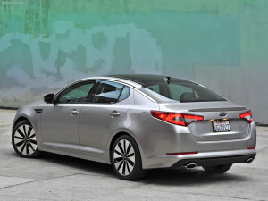 KIA OPTIMA 2011 CAR