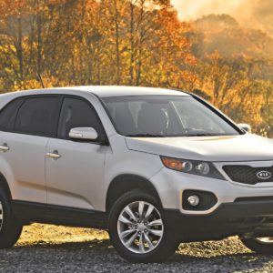 KIA SORENTO CUV 2011 WIDESCREEN EXOTIC CAR