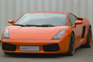 LAMBORGHINI GALLARDO CAR