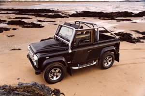 2010 LAND ROVER DEFENDER LAND ROVER
