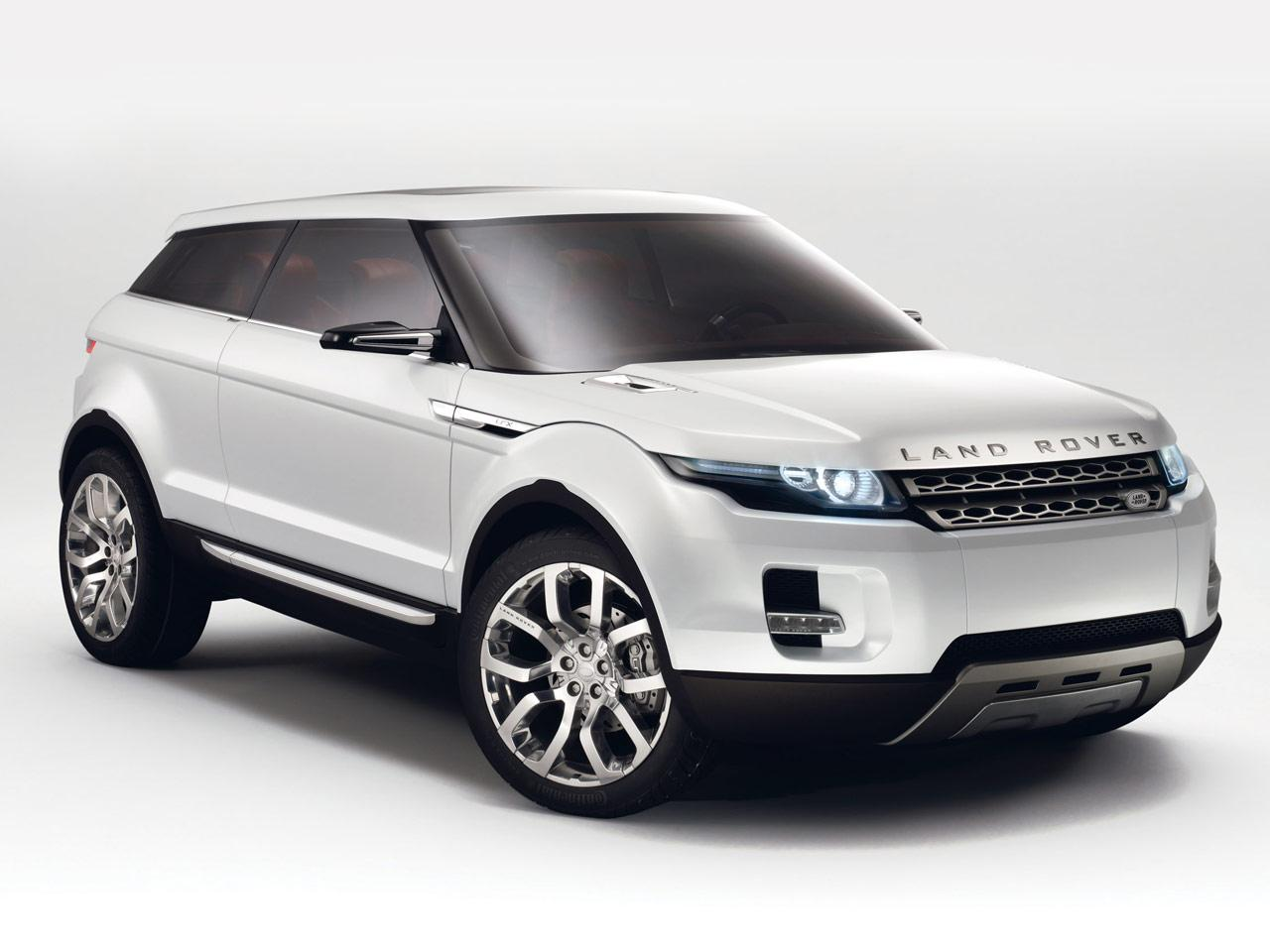 Land Rover Evoque 4