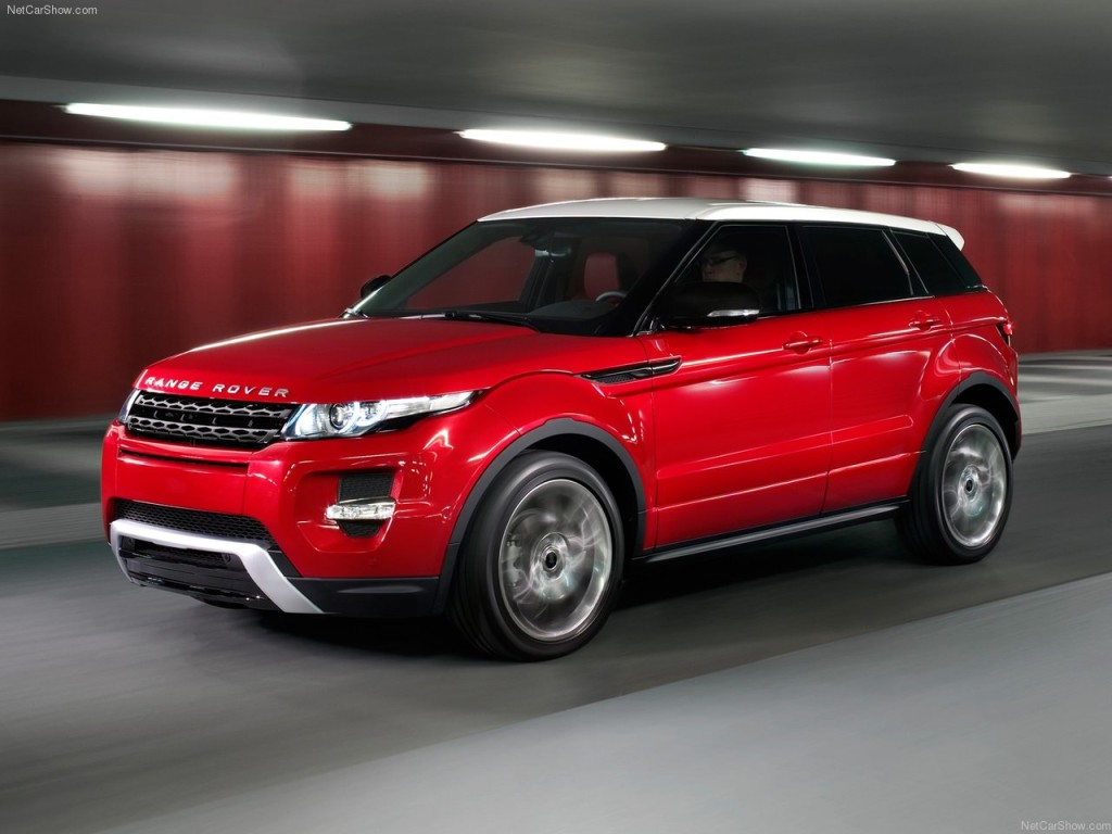 LAND ROVER RANGE ROVER EVOQUE FIVE DOOR CAR