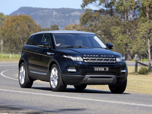 AND ROVER RANGE ROVER EVOQUE PRESTIGE 2011 CAR