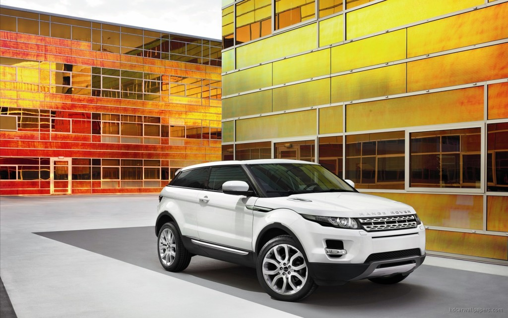 LAND ROVER RANGE ROVER EVOQUE CAR