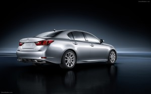 LEXUS GS 2013 WIDESCREEN EXOTIC CAR