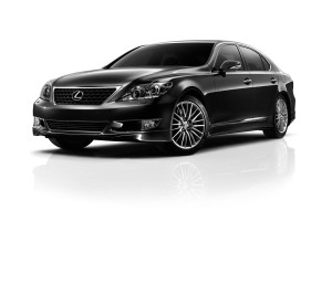 LEXUS LS 460 SPORT EDITION SENSE THE CAR