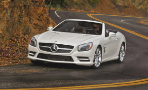 MERCEDES BENZ SL550 CARS