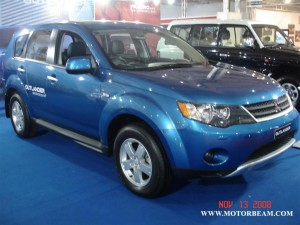 MITSUBISHI OUTLANDER MOTORBEAM INDIAN CAR