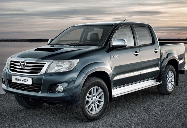 TOYOTA HILUX 2012 COMFORT RIDE CARS