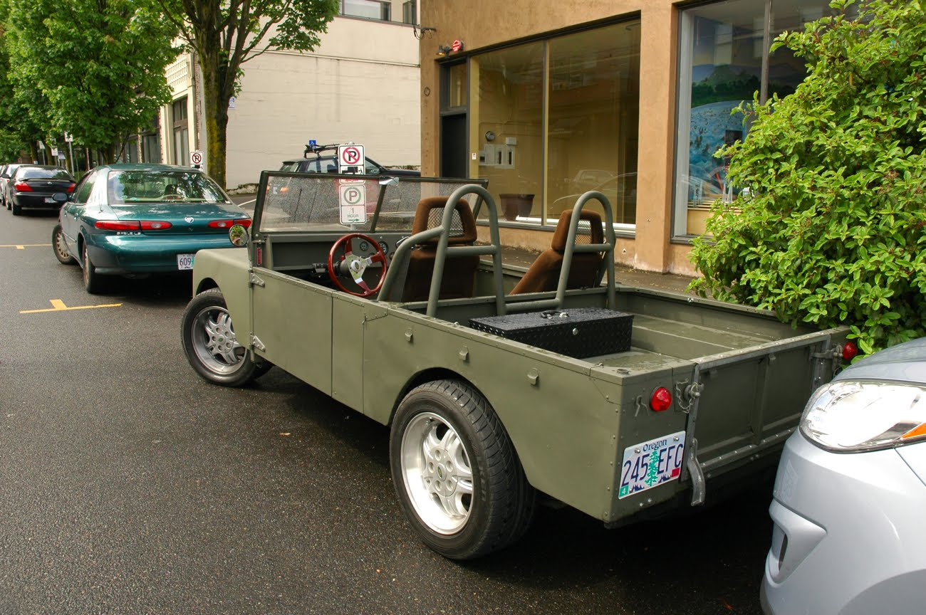LAND ROVER SERIES I CUSTOM 21