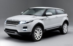 RANGE ROVER EVOQUE CAR