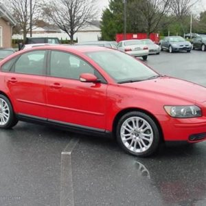 RED VOLVO S40 T5 22773489 GTCARLOT COM CAR