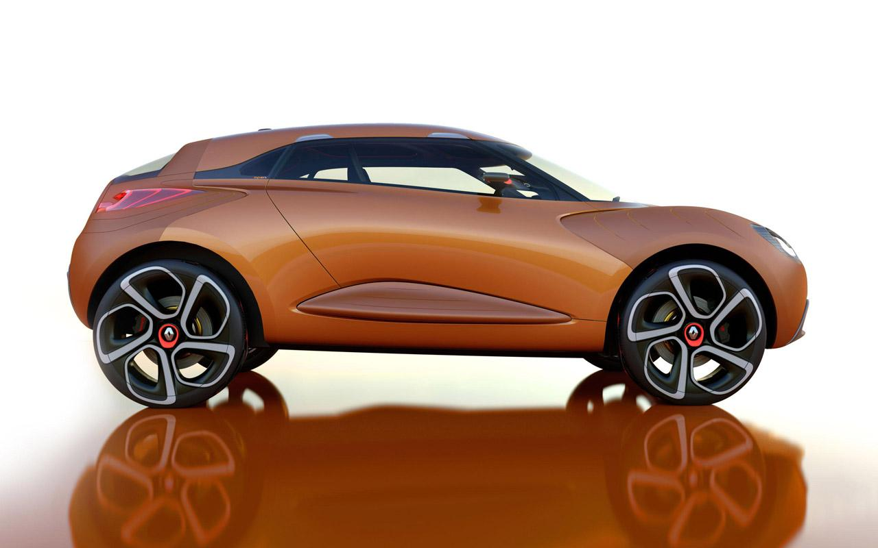 HUMMER  RENAULT CAPTUR CONCEPT NEW CAR 1