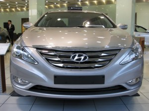 HYUNDAI SONATA Y20 KOREAN  CAR