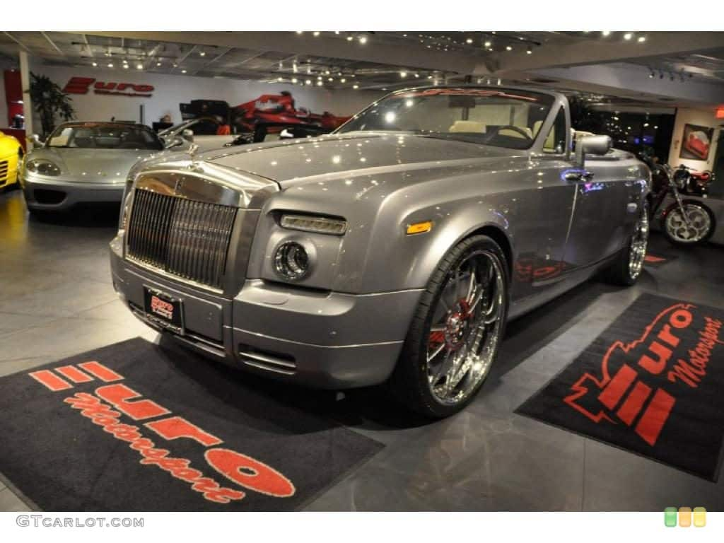 ROLLS ROYCE PHANTOM DROPHEAD COUPE 49245098 GTCARLOT COM CAR