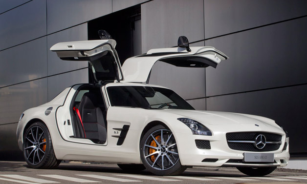 2013 SLS AMG GT CHANGES DETAILED NEW CAR