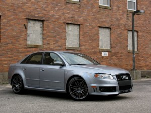 AUDI RS4  GENERATION ULTIMATE CAR
