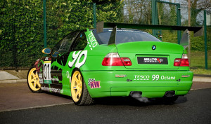 BMW E46 M3 AND CSL  CAR