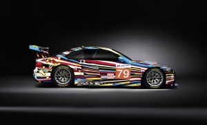 BMW ART PAINTING CAR