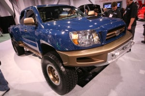 TOYOTA TACOMA TRD OFF ROAD TRUCK 2008 CARS