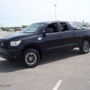TOYOTA TUNDRA TRD ROCK WARRIOR DOUBLE CAB