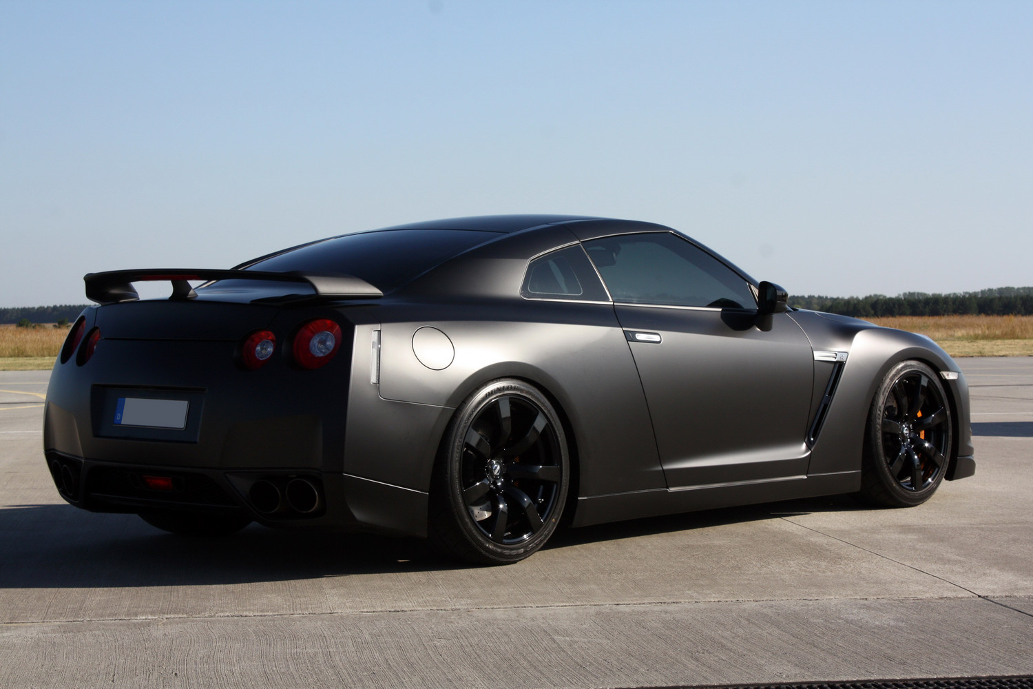 NISSAN GT R WITH 580HP UPGRADES CARS 7