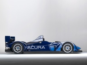 VEHICLES ACURA 2006 ACURA AMS RACE CAR CONCEPT