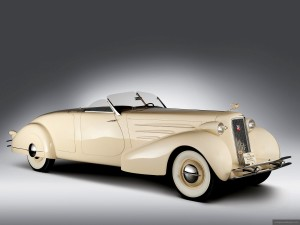 CADILLAC V16 452 D ROADSTER CAR