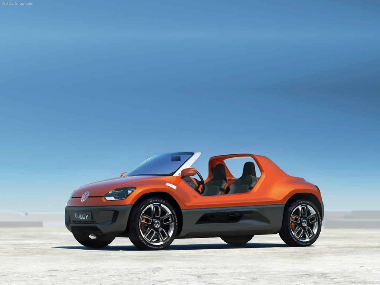 VOLKSWAGEN BUGGY UP CONCEPT  3