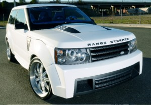 WEST COAST CUSTOMS LAND ROVER